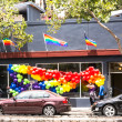 Pride decoration in San Francisco — Stock Photo #65149155