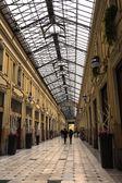 The Galleria Umberto I in Turin — Stock Photo