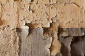 Old cracked and dilapidated wall of building — Stock fotografie