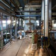 Old machinery of  abandoned factory from the inside — Stock Photo #58810815