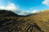 Montagnes de Fuerteventura Jandia la région — Photo