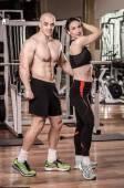 Bodybuilding — Stockfoto