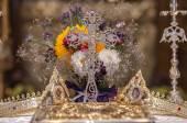 結婚式の王冠 — ストック写真
