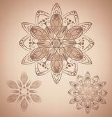 Mandala design — Wektor stockowy