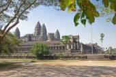 Parco archeologico di angkor — Foto Stock