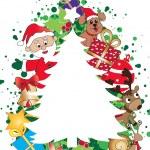 weihnachtsfeier — Stockfoto #57908613