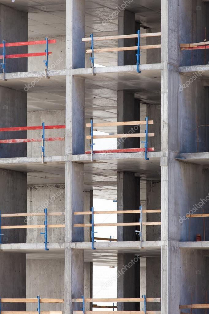 Costruzione di un condominio — foto stock © seregalsv #106232220