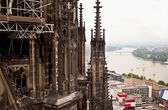 View of Cologne, Germany — Stockfoto