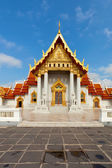 The marble temple — Stock Photo