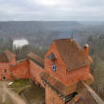 Turaida Castle, Latvia — Stock Photo #67302053
