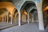 The Vakil Mosque in Shiraz, Iran — Stock Photo