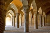 Interior of Vakil Mosque in Shiraz, Iran — Stock Photo