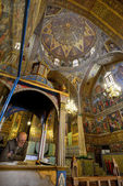 Old armenian Vank Cathedral, Iran — Stock Photo