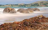 Moeraki Boulders near Hampden, New Zealand — Stock Photo