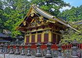 Toshogu Shrine, Nikko, Japan. Summer view. — Stock Photo