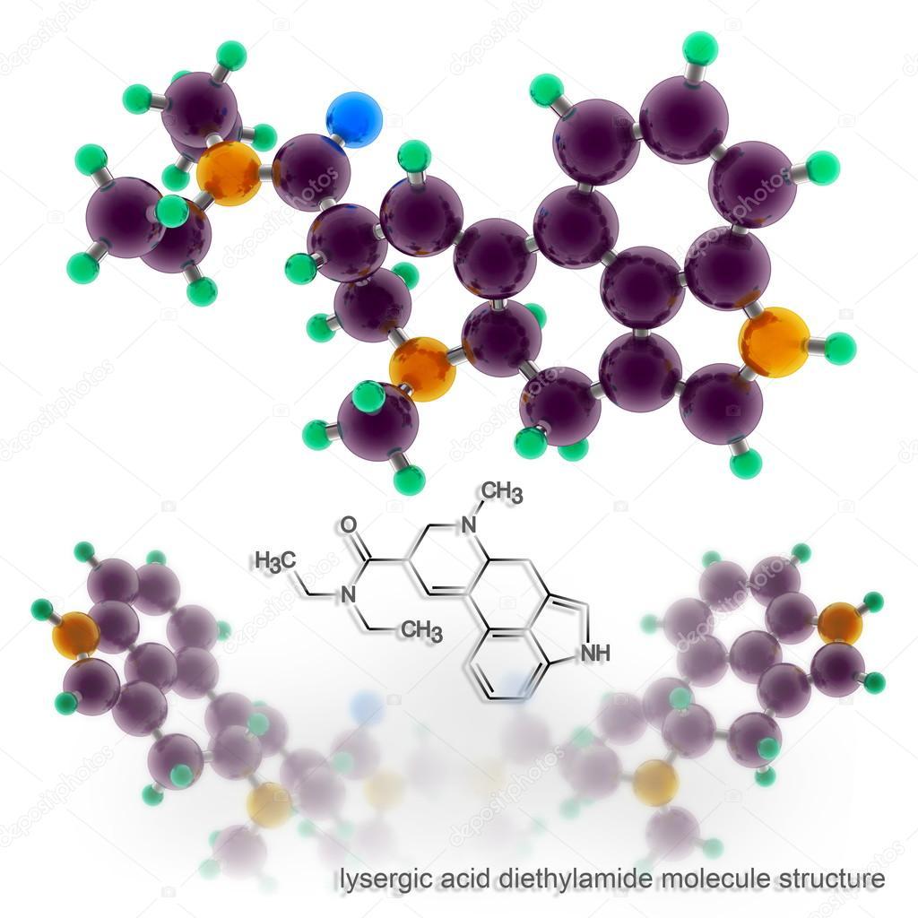 Диэтиламид лизергиновой кислоты