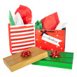 Christmas Boxes and Bags — Stock Photo #58119977