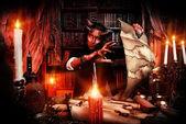 Gothic fantasy — Stock Photo