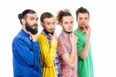 Beards style — Stock Photo