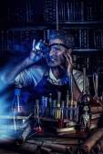 Lab inventor — Stock Photo
