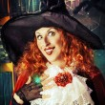 Постер, плакат: Funy witch