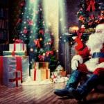 Night for Christmas — Stock Photo