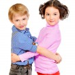 Together children — Stock Photo #53397589