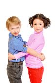 Together children — Stock Photo