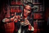 Pretty devil — Stock Photo