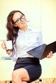Secretary — Stock Photo