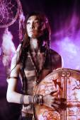 Tambourine — Stock Photo