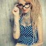 Smart pretty girl — Stock Photo #54234989