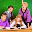 Teaching process — Stock Photo #54564097