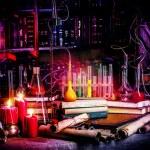 Ancient laboratory — Stock Photo #54752129