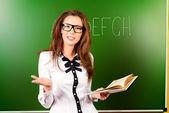 Teacher — Stock Photo