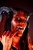Devilry — Stock Photo