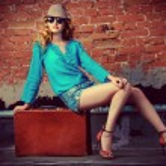 Travel girl — Stock Photo #56233241
