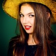Witch hat — Stock Photo #56233269