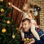 Christmas tree — Stock Photo #56447301