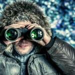 Winter adventure — Stock Photo #56447405