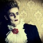 Prince vampire — Stock Photo #56573655