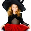 Witch costume — Stock Photo #56573867
