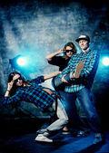 Dans grubu — Stok fotoğraf