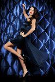 Vogue shot — Stock Photo