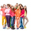 Many colored — Stock Photo #59331773