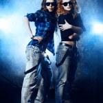 Disco pair — Stock Photo #59724783