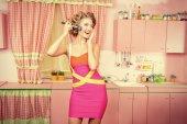 Cosmetics addicted — Stock Photo