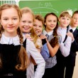 Teenagers uniform — Stock Photo #60007701