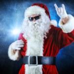 Santas dance — Stock Photo #60795627