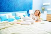 bedclothes — Stock Photo